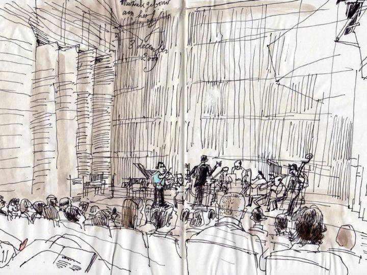 Muziekgebouw aan het IJ – het concert